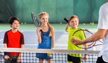 Adobe Stock Kinder Tennis 8