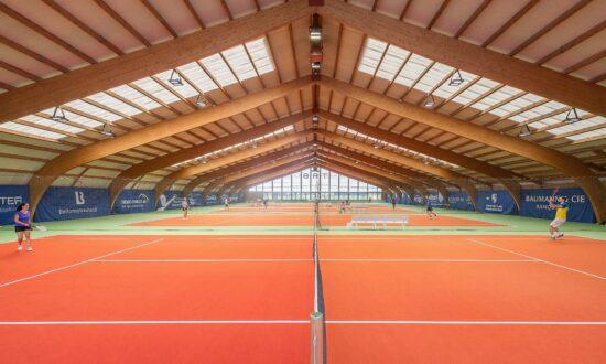 Homepage Tennis