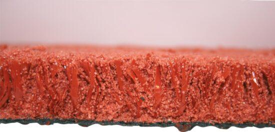 Red Line Classic Red Aufbau