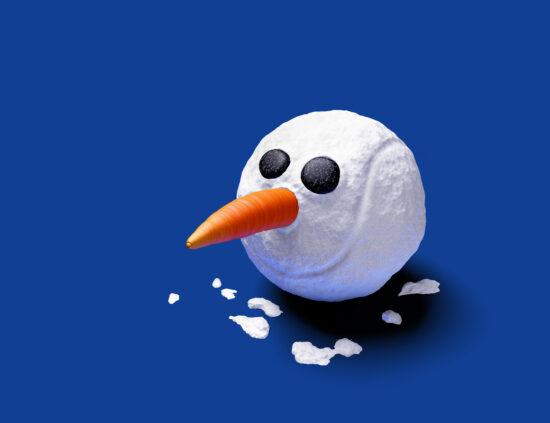 Snow Tennisball Junior