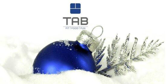 Weihnachten Tab