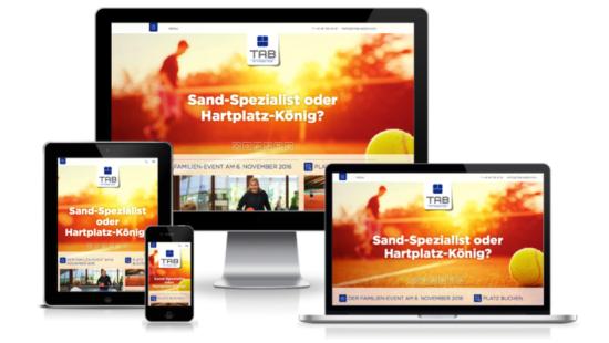 Tab Website