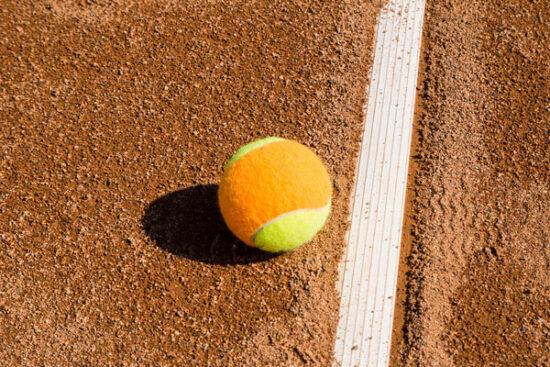 Tennisbaelle Statt Eier Suche